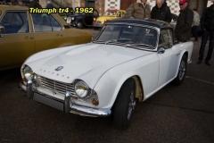 triump TR4 - 1962
