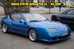 Alpine GTA